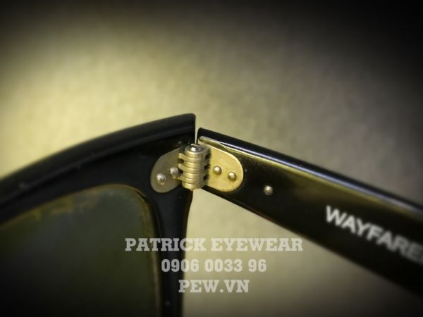 cách phân biệt kính rayban wayfarer